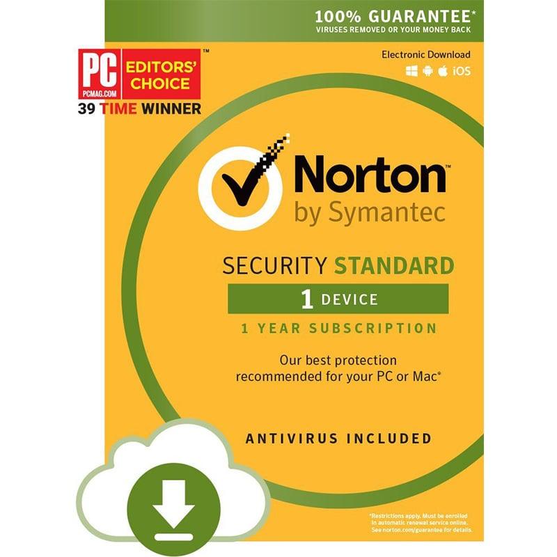 norton security standard for one device download antivirusdeals. Black Bedroom Furniture Sets. Home Design Ideas